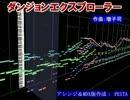 【MIDI】PCエンジン「ダンジョンエクスプローラー」を打ち込んでみた