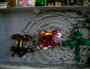 【ニコニコ動画】玩具開封配信「爆丸 ~初陣デッキ チームドラガオン~」を解析してみた