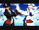 サブマスで『ou/r st/eady bo/y』&『ma/gnet』【MMDで踊ってもらった】