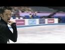 【高橋大輔】世界フィギュアスケート国別対抗戦2012 SP【解説なし】
