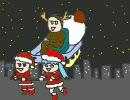 メリークリスマス in お寺 護法少女ソワカちゃん