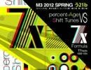 【ニコニコ動画】【M3 2012春】7X Formula【新譜クロスフェード】を解析してみた