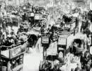 【ニコニコ動画】【貴重】1896年に撮影されたイギリス・ロンドン【資料映像】を解析してみた