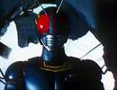 仮面ライダーBLACK 第1話「BLACK!!変身」