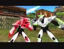 【MMD】空き地の片隅でパンダヒーロー練習中【タイバニ】 thumbnail