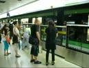 【ニコニコ動画】上海の地下鉄は危ない!を解析してみた