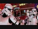 【Kinect】ストームトルーパーさんのYMCA【Star Wars】