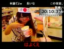 【ニコニコ動画】<魔女っこれいさん>素手ラーメン選手権2012を解析してみた