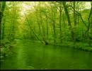 【ニコニコ動画】作業用BGS「川のせせらぎ、鳥の声、風の音」を解析してみた