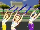 【ニコニコ動画】【MMD】アイドルマスター 「CHANGE!! ワイパー」 (伊織・亜美・あずさ)を解析してみた