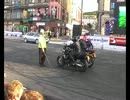 バイクが好きな警察官