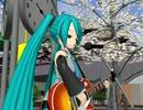 【OMF2】上小田井駅前っぽいステージを作ってみた