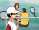 テニスの王子様 TVシリーズ  第10話「逆襲!佐々部再び」