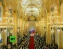 【ニコニコ動画】プーチン大統領就任式・字幕付 (2012/5/7) 3/6を解析してみた