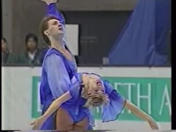 1994 WC シシコワ&ナウモフ SP ...