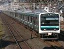 【常磐線】JR東日本E501系走行音【シーメンスGTO】