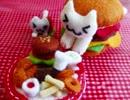 【ニコニコ動画】フェルトで【ミニチュア】ハンバーガー作ってみたよ(おまけ付き)を解析してみた