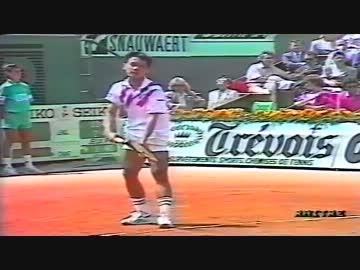 1989 フレンチオープン】チャンV...