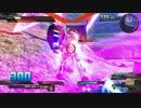 にわか赤枠のexvs対戦動画 ランクマシャッフル その3
