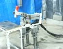 水圧軟体筋肉ロボット:P9:四足歩行:ハンド:サンポート.MOV