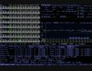 【ニコニコ動画】X68K MDX ツインビーヤッホー!よりSTAGE-1_TwinFlightを解析してみた