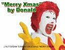 ドナルドがクリスマスを冷ややかに見守りました
