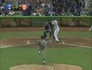 MLB 22歳のスタントンと49歳のモイヤーの対戦