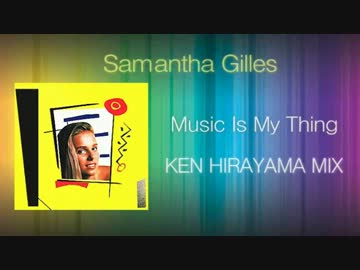 Samantha Gilles - Music Is My ...