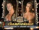 【ニコニコ動画】【WWE】(SurvivorSeries2007) ランディ・オートン vs HBK 1/2【プロレス】を解析してみた