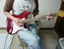 さんかれあOP「絵空事」をギターで弾いて
