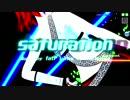 【Project DIVA Arcade】saturation【PV鑑賞モード】鏡音リン:陽炎