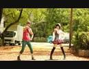 【ヲタノ娘&じょっぴん】プリーズミニスカポストウーマン!踊ってみた thumbnail