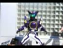 【ニコニコ動画】仮面ライダーオーズ・プトティラコンボ 作ってみたを解析してみた