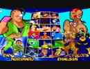 TASさんがMARVEL SUPER HEROES VS. STREET FIGHTERで遊んでみた in 21:05.05