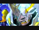 DIGIMON X-Evolution 戦闘シーン