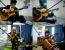【TAB譜あり:クラシックギター四重奏】only my railgun【shelfall】