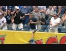 MLB ペティットの素手キャッチとマーティンのサヨナラHR含む2HR