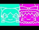 【ニコニコ動画】【ゆっくりとゆっくりがゆっくり歌う】愛Dee【英語でゆっくり】を解析してみた