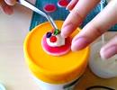 【ニコニコ動画】【イチゴババロア】粘土でお菓子を解析してみた
