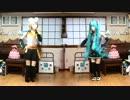 【ミク麻呂】男の娘メモラブルを踊ってみた【お誕生日】 thumbnail
