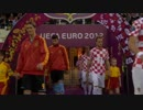 【Euro2012】Group C Republic of Croatia vs Spain thumbnail