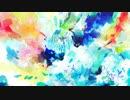 【GUMI】水色の干渉【おりじなる】 thumbnail