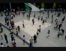 【ニコニコ動画】マイケルジャクソン追悼 Beat it! ゲリラダンス in お台場を解析してみた