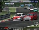 (GTR2) F1 & プロトタイプカーエンジンのコンパクトカーバトル②