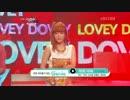 【ニコニコ動画】T-ARA Lovey Dovey (LIVE) 120629 [7人Last stage]を解析してみた