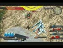 憧れの銀色プレート目指して 機動戦士ガンダム EXVS Part2 F91視点
