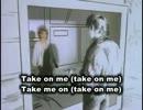 【ニコニコ動画】Take On Me (Real A-Ha Karaoke)を解析してみた