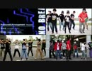 【踊ってみた】テクノブレイク【4窓再生】 thumbnail