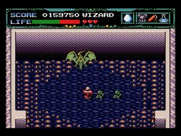 MSX2 アンデッドライン プレイ動...