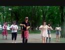 【白川公園で】ハッピーシンセサイザ【皆で踊ってみた】